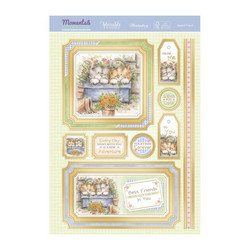 Hunkydory Moments & Milestones Luxury Topper -pakkaus, Special Friend