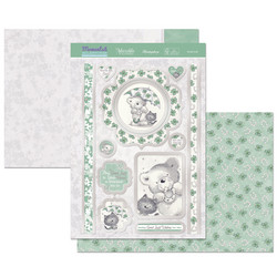Hunkydory Moments & Milestones Luxury Topper -pakkaus, Good Luck