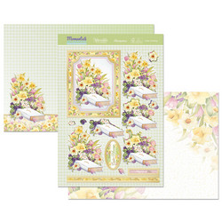 Hunkydory Moments & Milestones Luxury Topper -pakkaus, Easter Greetings