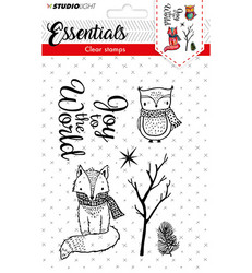 Studio Light leimasinsetti Stamp Essentials 325