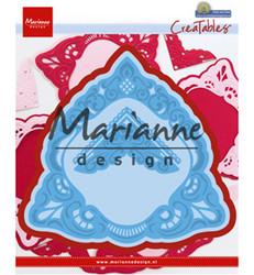 Marianne Design stanssisetti Petra's Triangle