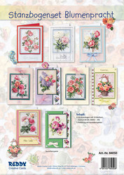 Reddy 3D setti Flowers