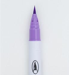 ZIG Clean Colors Real Brush -kynä, sävy light violet