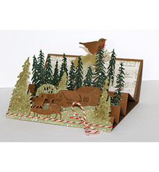 Joy! Crafts stanssisetti Winter Scenery