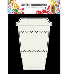 Dutch Doobadoo Coffee Mug -sapluuna