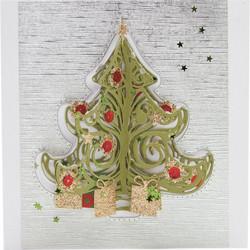 Nuvo Pure Sheen Confetit, sävy Jingle Bells
