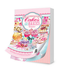 Hunkydory The Little Book of Cakes &. Bakes -korttikuvat