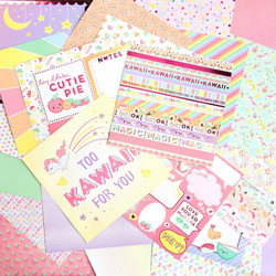 Recollections paperipakkaus Kawaii Dream, 12