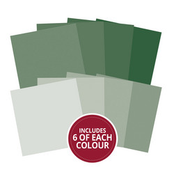 Hubkydory Colour Families paperipakkaus Hunter Green