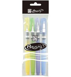Zig BrushH2O, vesisäiliösiveltimet