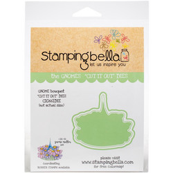 Stamping Bella stanssi Gnome Bouquet