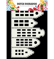 Dutch Doobadoo Card Houses -sapluuna