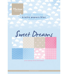 Marianne Design Sweet Dreams -paperikko