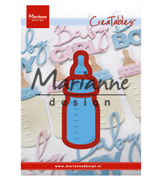 Marianne Design Baby Bottle -stanssisetti