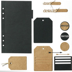 Elizabeth Craft Designs stanssisetti Planner Essentials 2