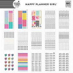 Mambi Happy Planner Value Pack -tarrapakkaus Super Mom