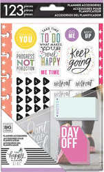Mambi Happy Planner Mini Accessories -pakkaus Healthy Hero