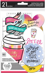 Mambi Snap-In Inspiration Cards, Super Mom