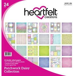 Heartfelt Creations Paperipakkaus Patchwork Daisy