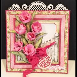 Heartfelt Creations Decorative Pocket Accents -stanssisetti