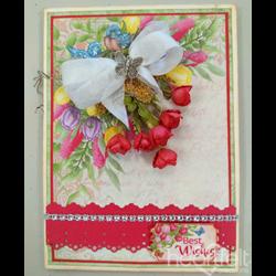 Heartfelt Creations Tulip Time -stanssisetti