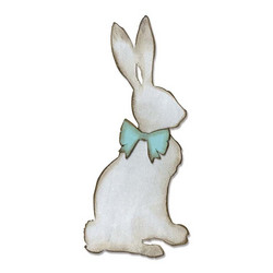 Sizzix Bigz stanssi Cottontail By Tim Holtz