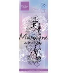 Marianne Design Tiny's Border Hydrangea -leimasin