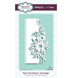 Creative Expressions stanssi Daisy Edger