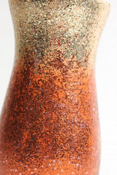 DecoArt Galaxy Glitter -maali, sävy Clear Ice Comet