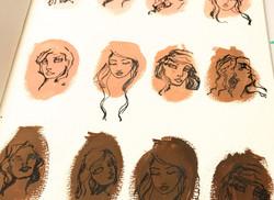 Jane Davenport Making Faces Matchmaker -setti