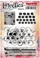 PaperArtsy Eclectica leimasinsetti Seth Apter 09
