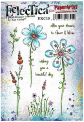 PaperArtsy Kay Carley leimasinsetti 19
