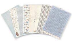 Joy! crafts NoorDesign paperipakkaus Vintage Babyboy