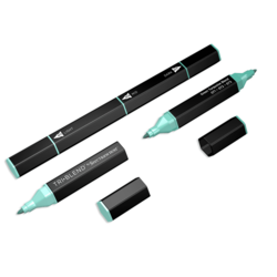 Spectrum Noir TriBlend -tussi, Green Turquoise Blend