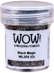 Wow! Colour Blends -kohojauhe, sävy Black Magic, (XO)