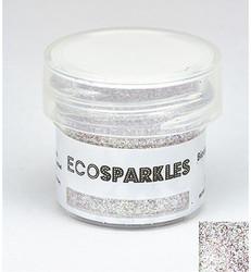 Wow Eco Sparkles biologisesti hajoava glitter jauhe, sävy Shrimp