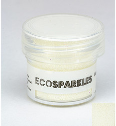 Wow Eco Sparkles biologisesti hajoava glitter jauhe, sävy Beluga