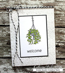 Catherine Pooler leimasinsetti Warm Welcome
