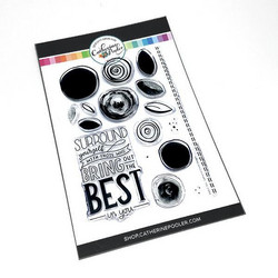 Catherine Pooler leimasinsetti Best in You Stamp