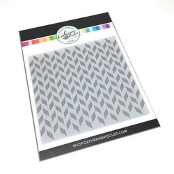 Catherine Pooler sapluuna Split Chevron