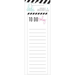 Heidi Swapp Planner List To Do -paperipakkaus