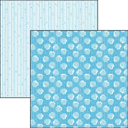 Ciao Bella Patterns Pad paperipakkaus Under The Ocean, 12
