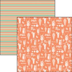 Ciao Bella Patterns Pad paperipakkaus Summer Tales, 12