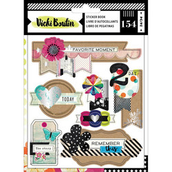 Vicki Boutin tarrat Color Kaleidoscope