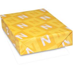 Neenah Solar White Classic Crest Card -kartonki, 110 lb, 10 arkkia