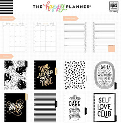 Mambi Happy Planner 18-Month Dated Classic Planner -kalenteri, Sugar & Type