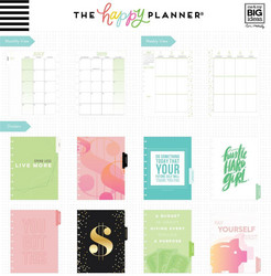 Mambi Happy Planner 18-Month Dated Classic Planner -kalenteri, Budget