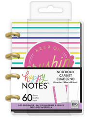 Mambi Micro Happy Notes -muistikirja, Crushin'