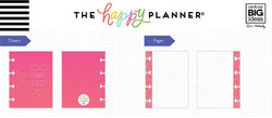 Mambi Micro Happy Notes -muistikirja, Choose Happy