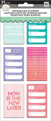 Mambi Journaling (Flip) -tarrat Budget